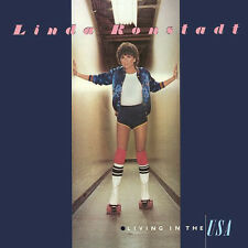 Living in the U.S.A. by Linda Ronstadt (CD, Apr-2014, Asylum) OOH BABY BABY