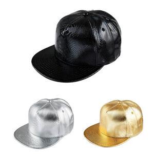 Casquette de baseball unie pour adultes réglable Hip Hop Sports Sun Hat Chapeau
