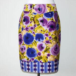 Anthropologie Skirt Yoana Baraschi Beryl Wrap Pencil Floral Polka Dot Sz 2 Cute Skirts Clothing, Shoes & Accessories Buy Now