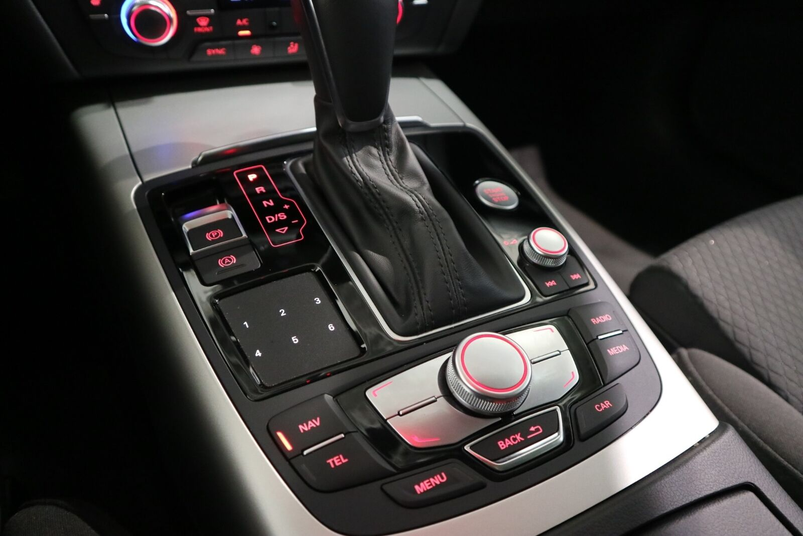 Audi A6 3,0 TDi 218 Avant S-tr. - billede 9