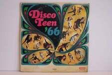 Disco Teen '66 Vinyl LP Record Album D 155 Rare Bob Dylan