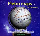 Metro Maps of the World by Mark Ovenden (Hardback, 2003)