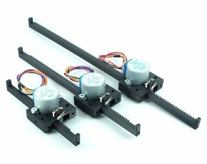 Details about Linear Actuator Stepper Motor 4 Arduino, Driver, Raspberry PI  micro OTAMAT UK