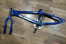 "SE Racing P.K. Ripper Team BMX 20"" Frame Fork Seatclamp Bombshell Velocity Crank"