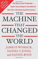 The Machine That Changed The World: The Story Of Lean Production-- Toyota`s Secr on sale