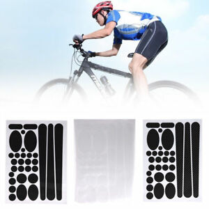 Hot MTB Chainstay Frame Scratch Protector Sticker Bike Bicycle Protective Paster