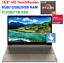 "thumbnail 1 - 2021 Lenovo IdeaPad 3 15.6"" Touchscreen Laptop Ryzen 3 3250U,Up 20GB RAM&1TB SSD"