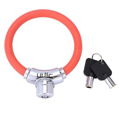 Anti-Theft Universal Bike Motorcycle Wire Bicycle Lock Circle Lock Security