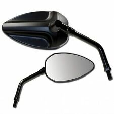 Mirrors Spiegel BLACK FORCE m.TÜV Honda XL1000V  VARADERO  NEW + OVP !!!