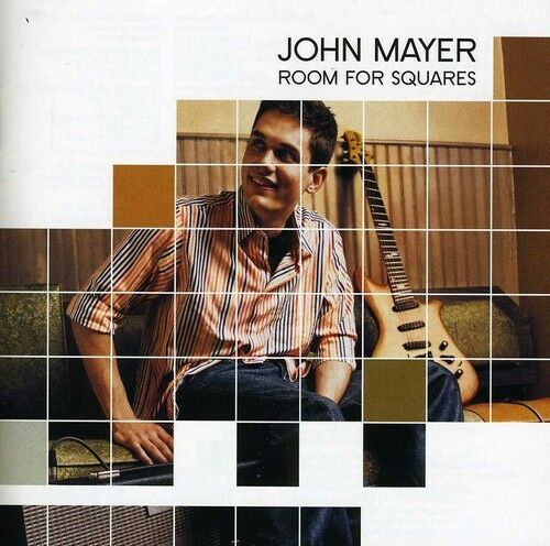 1 of 1 - John Mayer - Room for Squares [New CD]
