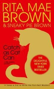 Rita-Mae-Brown-Catch-as-Cat-Can-Mrs-Murphy-Mysteries-Mystery-Fiction-2003