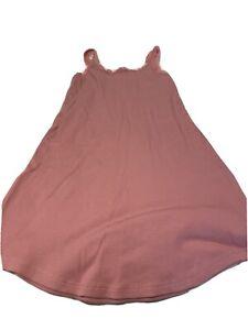 Victoria secret Pink Sleep Tabk Sleep Shirt— Size Medium