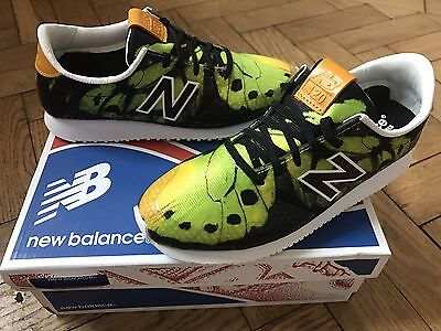 New balance 420 Zapatillas para mujer, verde-tamaño 4