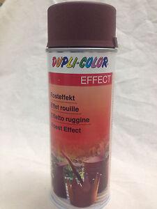 Dupli-Color-Rosteffekt-Lack-Spray-Ratlook-Rost-Optik-0-4-400ml-Metall-Stein-Holz
