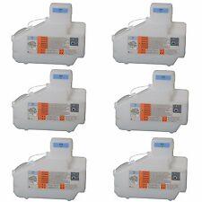 6 Pack Canon imageRUNNER 2545I 2545 2535I 2535 2530 2525 2520 Waste Toner Bottle