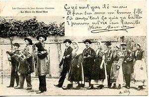 Carte Postale Les Chansons De Jean Rameau Illustrees La Noce De Nout Gas Ebay