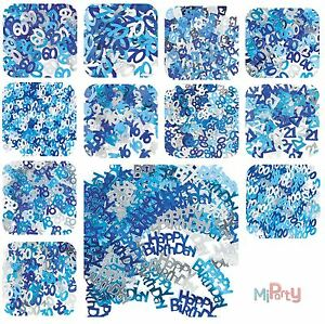 Birthday-Blue-Glitz-Metallic-Confetti-Decoration-Boy-Male-Ages-13-to-100