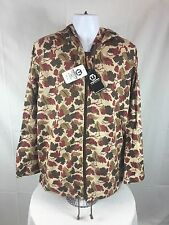 NEW! Unyforme Fall Camo Full Zip Parka Jacket Size XL With Tags (MSRP:$98)