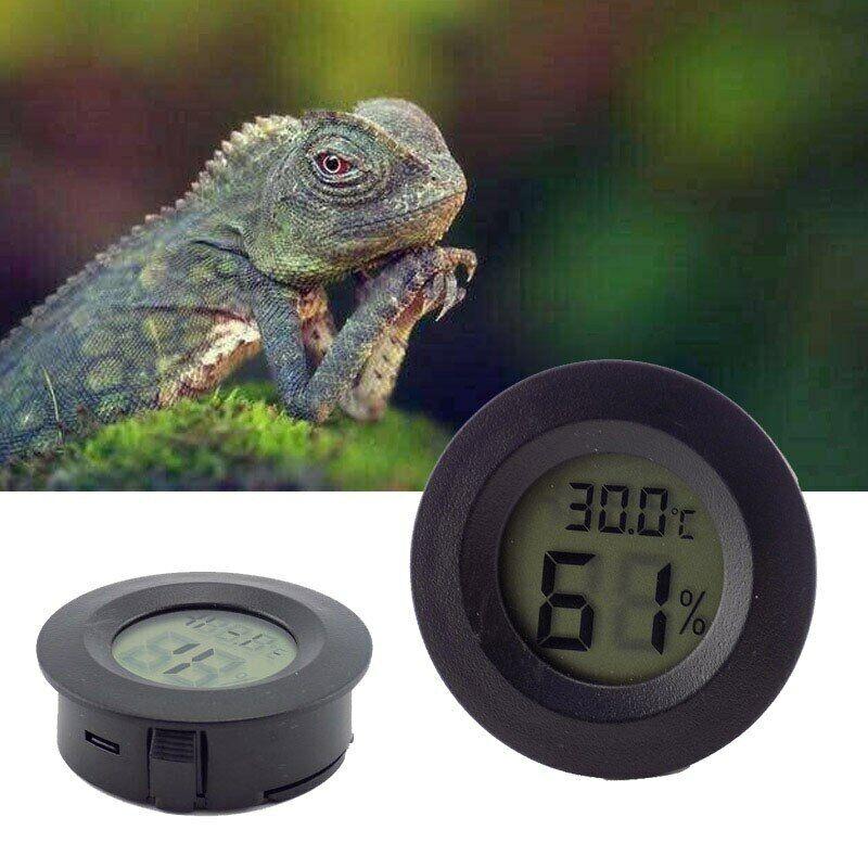 Practical Indoor Thermometer Digital LCD Hygrometer Temperature Humidity Display