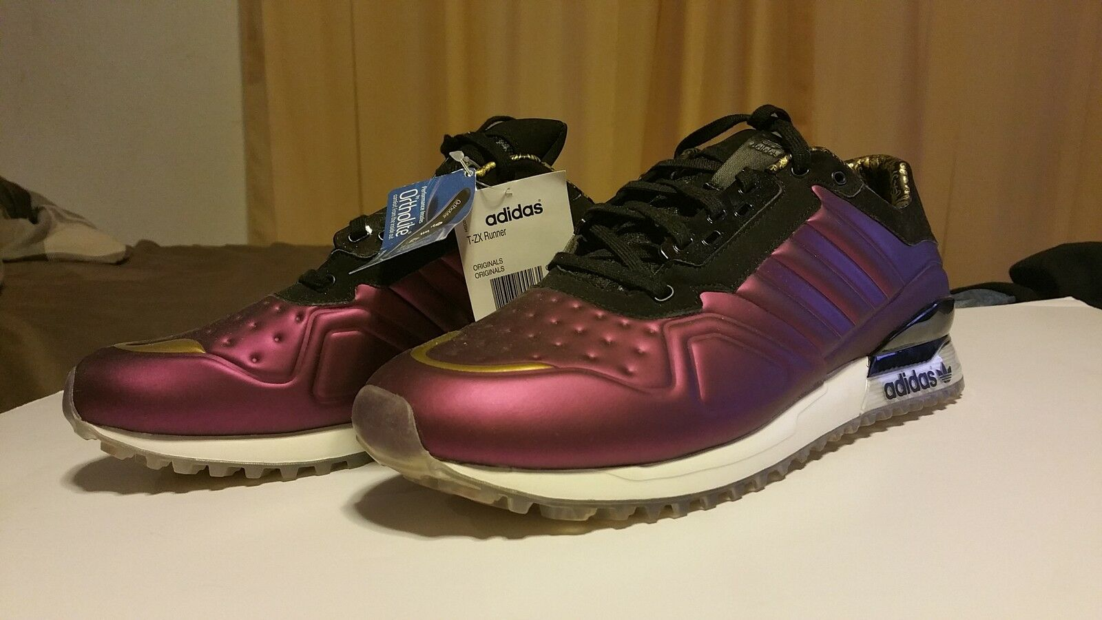 Adidas Runner T-ZX Runner Adidas size 11.5 Brand New with Tags ac1b95