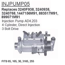 INJPUMP05 Massey Ferguson Parts Injection Pump AD4.203 65, 165, 30, 3165, 255