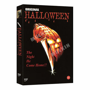 Halloween-Original-1978-DVD-John-Carpenter-Donald-Pleasence-New-Sealed