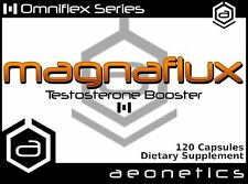 Magnaflux Testosterone Amplifier, 120 Caps, Stronger Than Nugenix With Proof