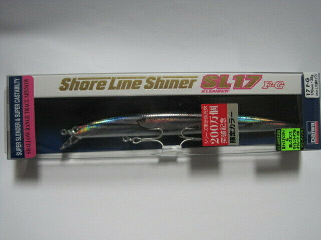 DAIWA SHORE LINE  SHINER SL 17 F-G LTD MURE IWASHI color NIP    Limited  outlet sale