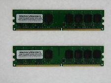 NEW 4GB 2 X 2GB DELL OPTIPLEX 740 745 755 DDR2 MEMORY Desktop NON-ECC