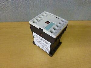 Siemens 3RH1131-1KB40 Contactor Coil 17..30VDC (11605)