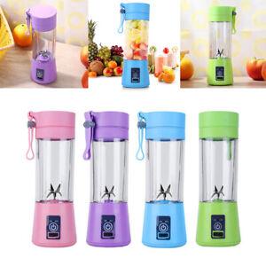 380ml-USB-Juicer-Cup-Handheld-Fruit-Smoothie-Maker-Blender-Portable-Recharge