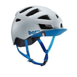 Bern Allston Zipmold Vélo Boa Casque Mat Argile S-M L-XL XXL-XXXL 2017
