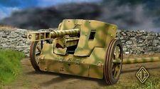 ACE 72246 1/72 Plastic WWII German 75mm PaK 50 Anti-tank Gun