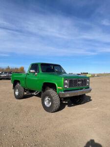 1982 Chevrolet C/K 1500 K10