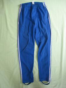 Vintage Made Details About 70's Pants Adidas M Survetement In 174 England Pantalon Bleu P80kXnwO