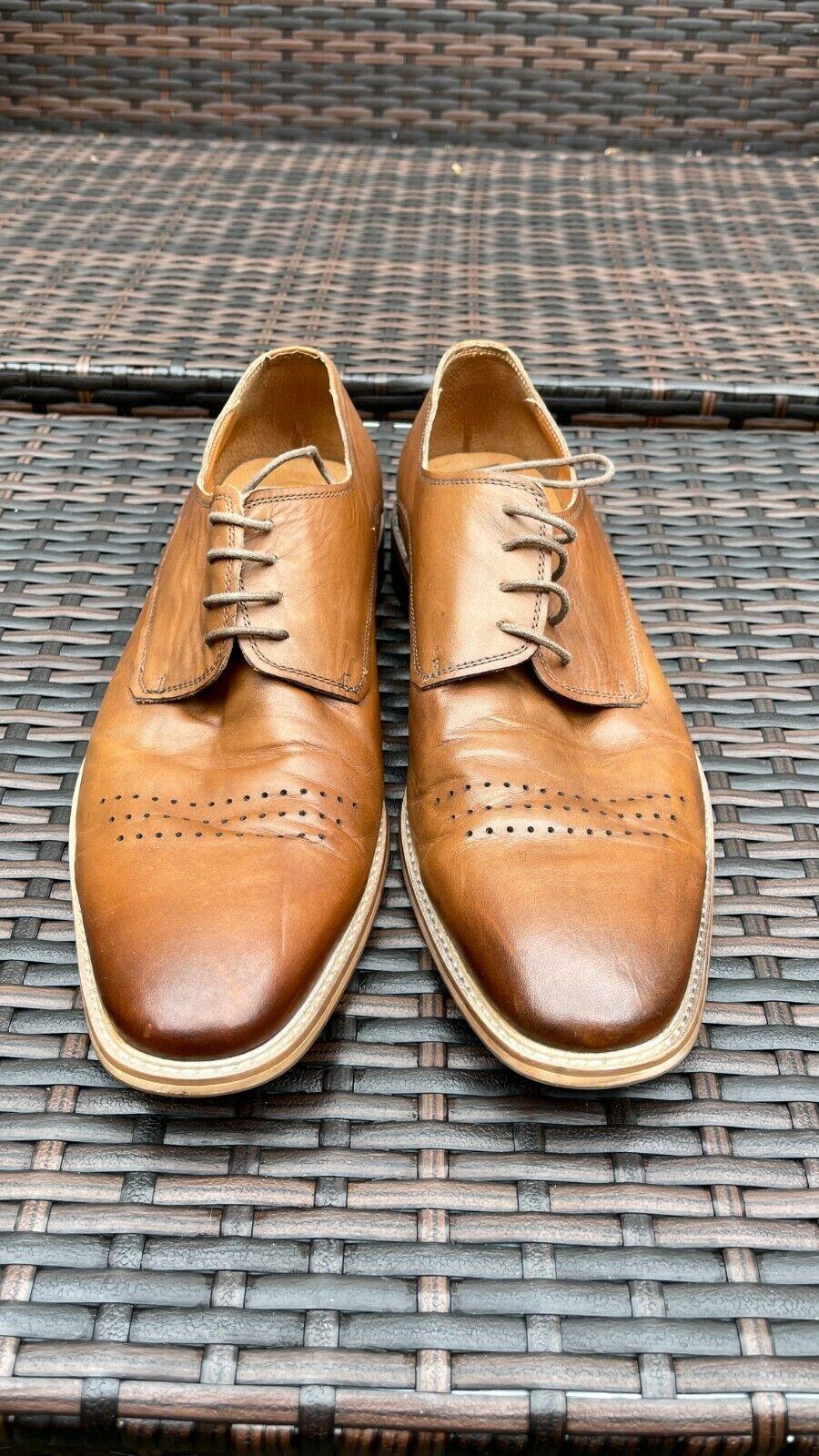 JUMP NEWYORK Men's Shepard Oxford Shoe nice shoe size 12