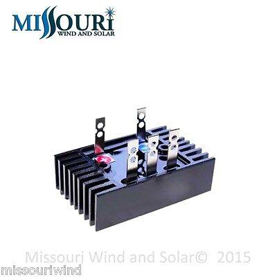 90 amp 1000 volt pma rectifier for wind turbine permanent magnet alternator diy