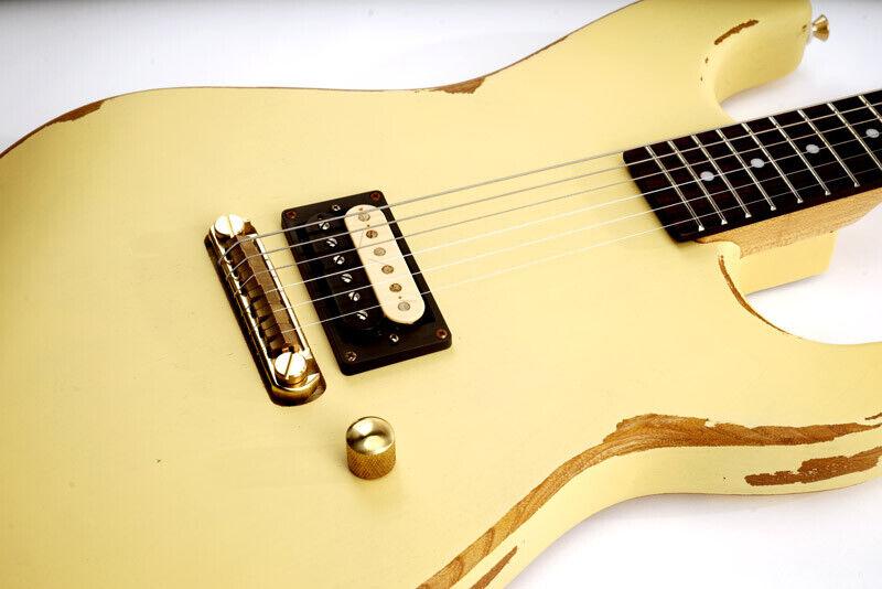 Slick Guitars SL 54 Vintage Cream