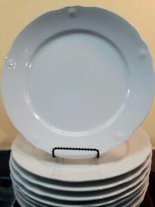 Fine-China-Ranmaru-Pebble-Beach-Stoneware-12-11-034-Dinner-Plates-Japan