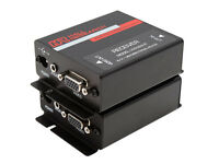 Uv232a-s Vga + Audio And Rs-232 Extender (sender) on Sale