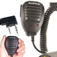 Baofeng Radio Microphone Speaker Mic for BF-888S UV-5R UV-82 UV-5RD UV-5RE +