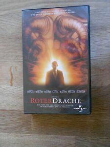 "VHS Video Kassette Film ""Roter Drache"" Anthony Hopkins - Külsheim, Deutschland - VHS Video Kassette Film ""Roter Drache"" Anthony Hopkins - Külsheim, Deutschland"
