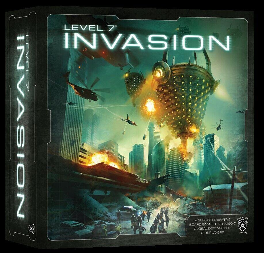 Invasión de nivel 7 []