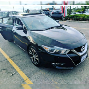 2016 NISSAN MAXIMA PLATINUM ( TOP MODEL: FULLY LOADED )