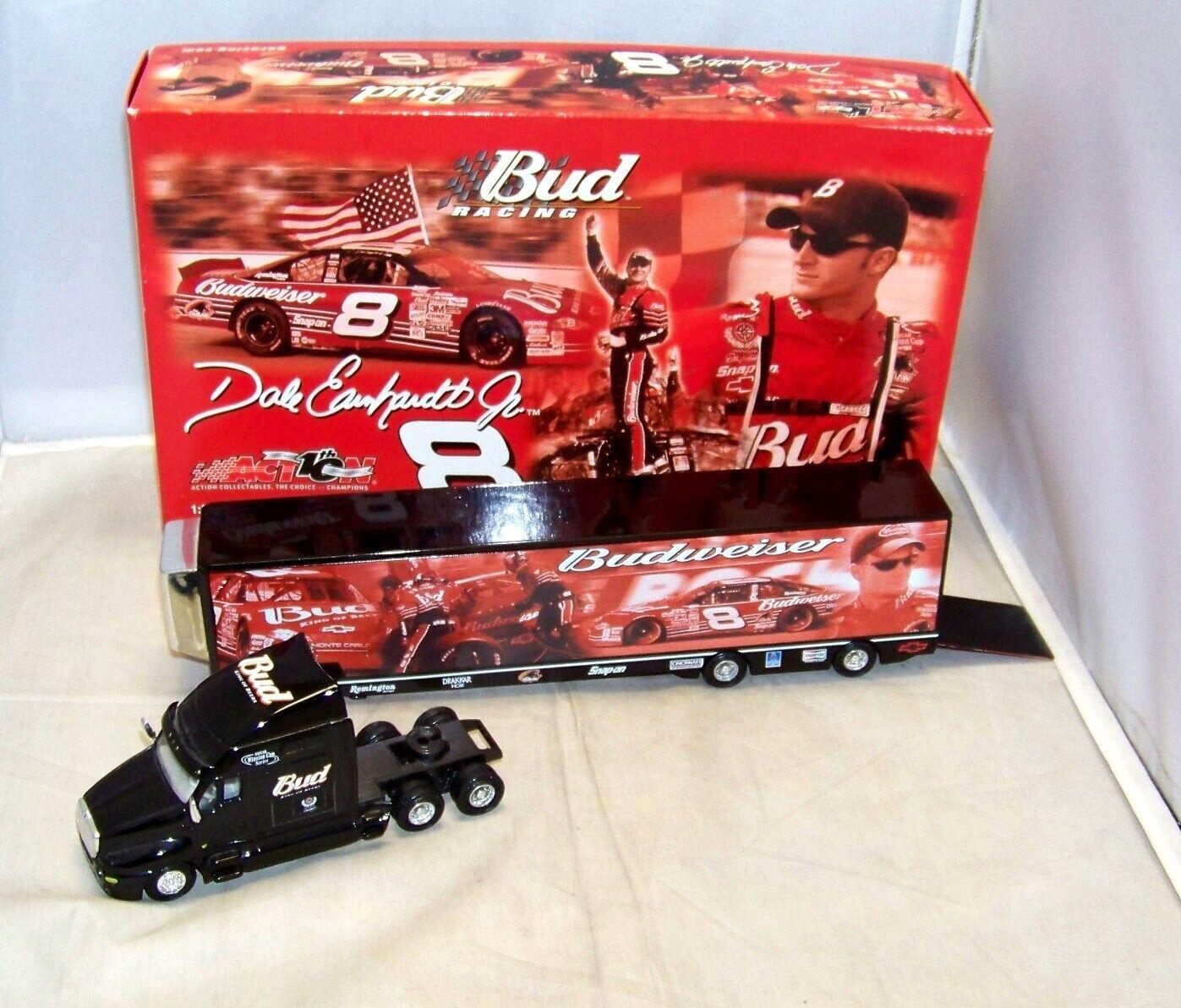 tienda de descuento 1 64 acción 2003  8 Budweiser Souvenir Rig Rig Rig Hauler camión Dale Earnhardt Jr Club  selección larga