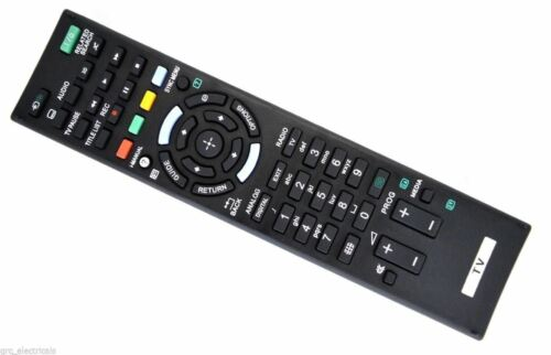 Aftermarket Replacement Remote Control for Sony KDL32W654A KDL-32W654A