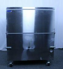 Ding Amp Dent Norlake Ar082sss0 A Open Front Milk Cooler
