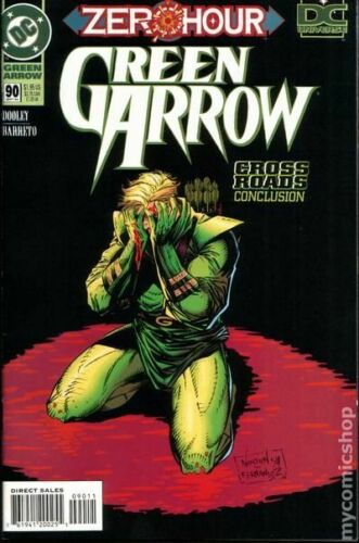 Green Arrow #90 FN 1994 Stock Image