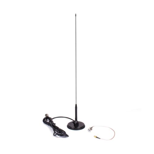 Antenna Super Loading Coil 19-Inch Magnetic Mount VHF//UHF 144//430Mhz
