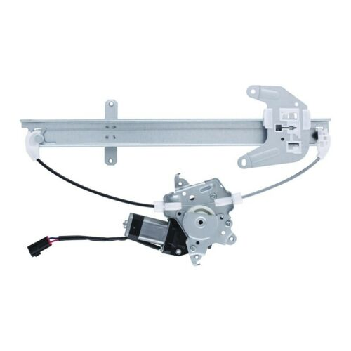Power Window Motor and Regulator Assembly-Regulator And Motor Assembly Rear Left